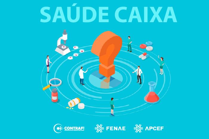 Saúde Caixa: votação para modelo de custeio e gestão acontece dias 28 e 29/10