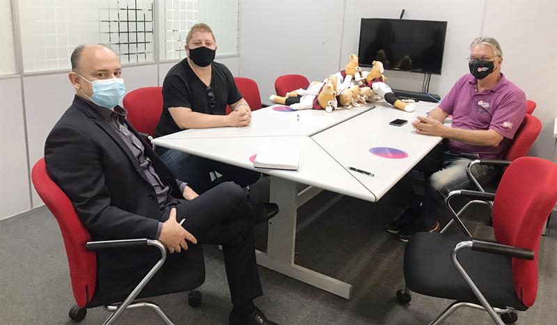 Reunião com Regional do Bradesco em Londrina discute condições de trabalho