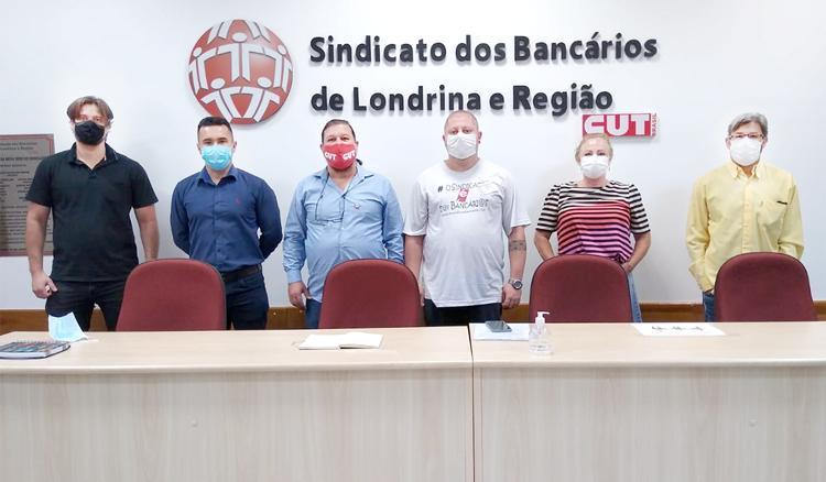 Presidente da CUT/PR se reúne com Sindicatos do Vida Bancária para organizar atos do dia 2/10