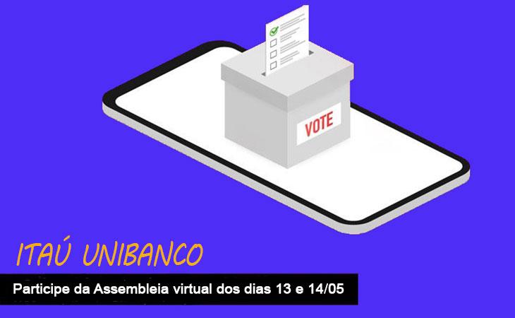 Funcionários do Itaú votam dias 13 e 14 Acordos de PLR, teletrabalho e bolsas de estudos