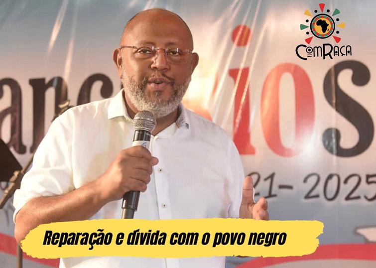 Almir Aguiar é secretário de Combate ao Racismo da Contraf-CUT