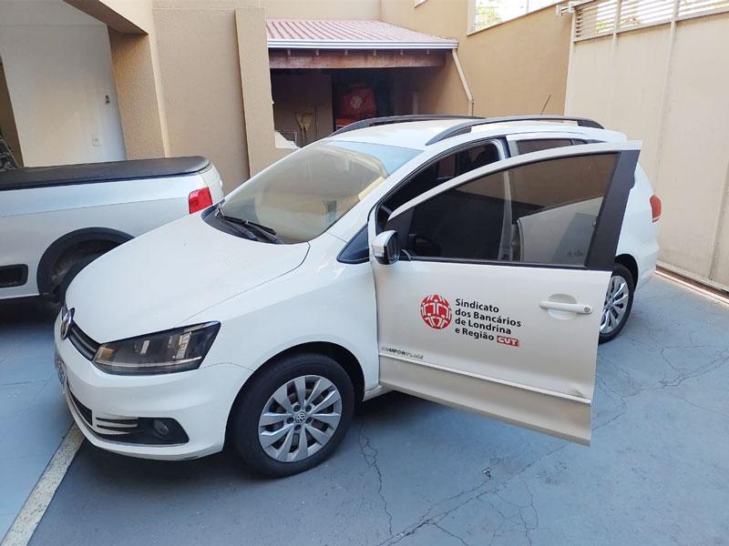 Londrina: Sindicato coloca à venda automóvel SpaceFox 2015