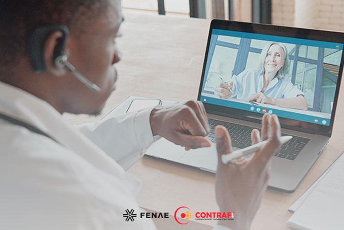 Fenae e Contraf garantem telemedicina aos usuários do PAMS