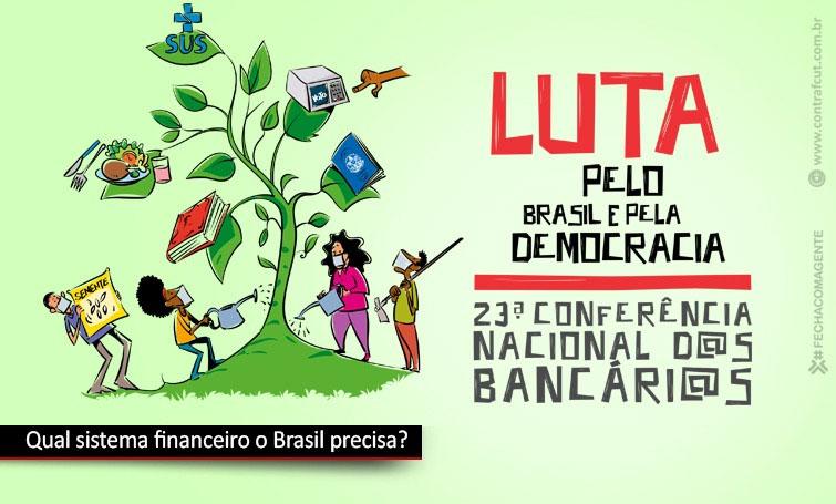 Brasil precisa de um Sistema Financeiro produtivo para voltar a crescer