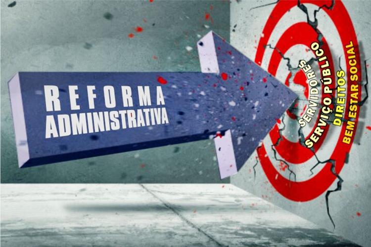 Ameaças da reforma administrativa são aprovadas na Comissão Especial