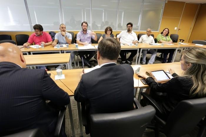 Dirigentes querem redução do prazo de apuração de denúncias de 45, para 30 dias - Jailton Garcia / Contraf-CUT
