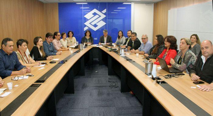 Mesas temáticas do acordo coletivo do BB são instaladas com primeira reunião