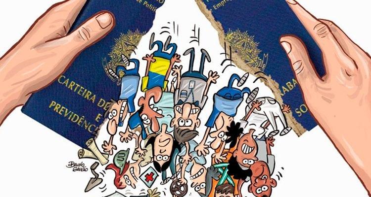 Decreto de Temer libera terceirização no setor público