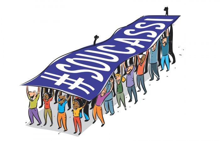 Sindicatos protestam em defesa da Cassi e contra descomissionamentos no BB