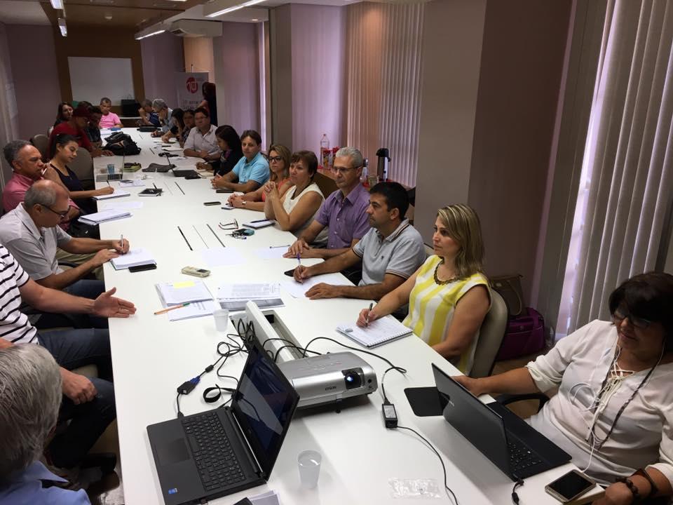 Reforma da Previdência e campanha nacional são temas de reunião