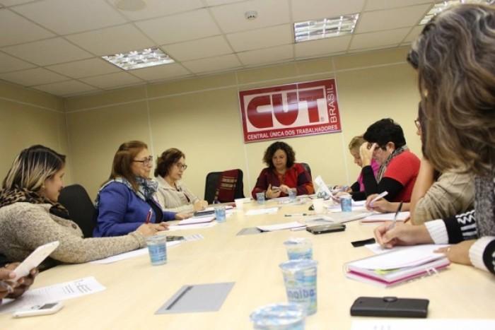 Mulheres das centrais sindicais estão unidas em defesa de direitos das trabalhadoras