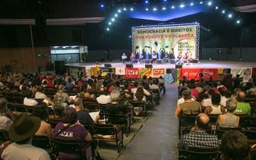 Em cinco dias, movimentos sociais se reuniram em Porto Alegre para fazer contraponto ao fórum de Davos