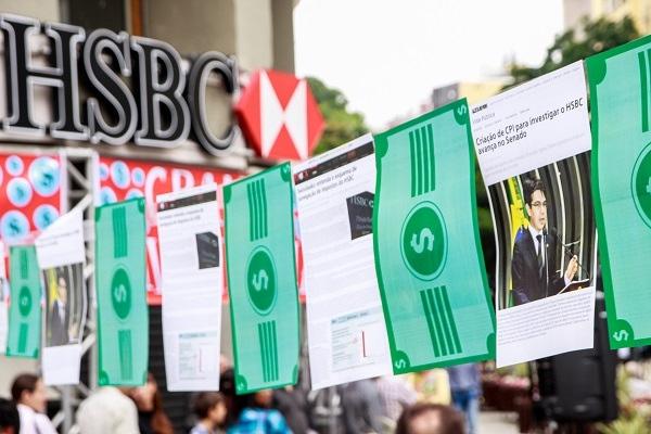 O lobby dos envolvidos falou mais alto do que as pressões das ruas e o interesse público na CPI do HSBC