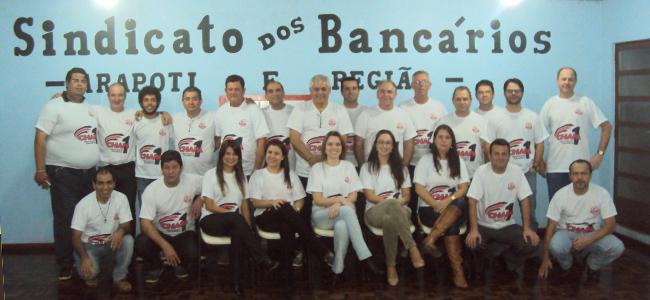 Chapa Vencendo Desafios tem 40% de renovação na diretoria do Sindicato de Arapoti