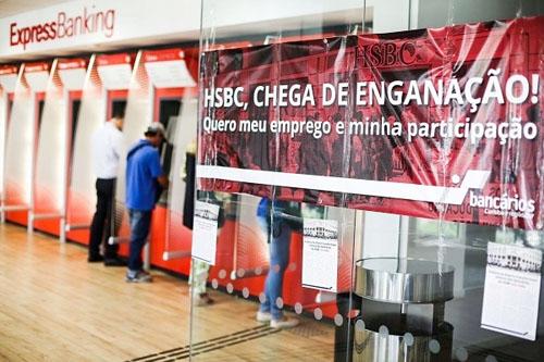 A luta pelo pagamento da PLR está firma no HSBC