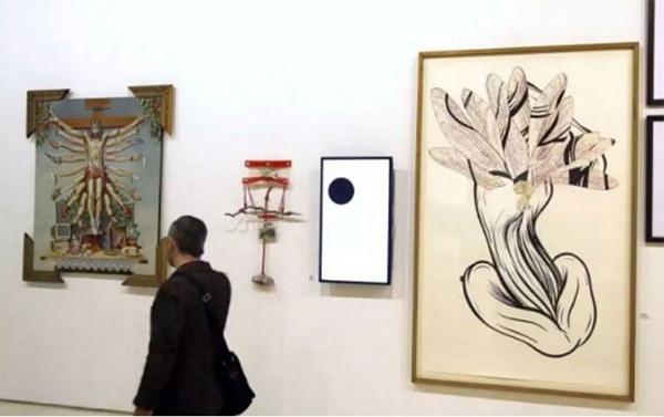 """A mostra """"Queermuseu"""" tinha 270 obras expostas na Fundação Cultural Santander, em Porto Alegre"""