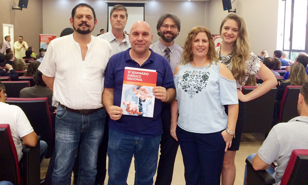 Dirigentes e assessores jurídicos do Sindicato de Londrina participam do Seminário Jurídico da Contraf-CUT