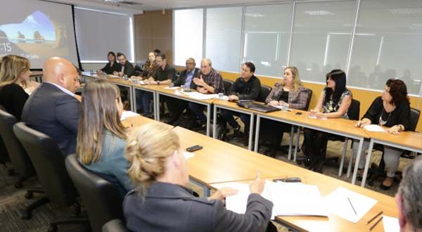 Contraf-CUT discutiu  questões relacionadas à diversidade sexual e identidade de gênero e defendeu mais contratações de PCDs na reunião da Mesa Bipartite