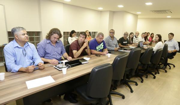 Representantes da BV apresentaram propostas de PPR e PCR rebaixadas para os funcionários - Foto: Jaílton Garcia/ Contraf-CUT
