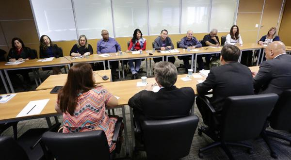 Representantes da Contraf-CUT cobraram o fim de qualquer tipo de discriminação no setor financeiro
