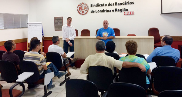 O secretário de Assuntos Jurídicos do Sindicato de Londrina, Wanderley Crivellari, destacou a importância da CCV para ex-empregados da Caixa