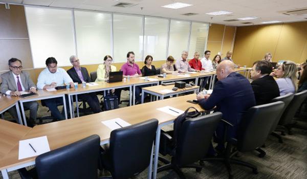 Representantes da categoria cobram estratificação das denúncias para embasar os debates - Foto: Jaílton Garcia/ Contraf-CUT