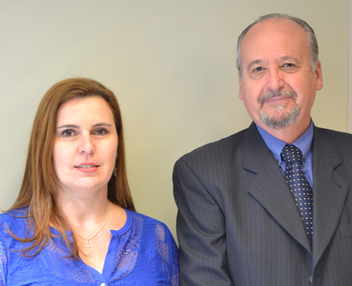 Patrícia Bassanin Delgado  e Orlando Puccetti Junior têm o apoio da Contraf-CUT e da maioria das entidades sindicais cutistas