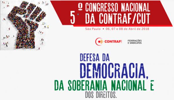 Começa nesta sexta (6/04) o 5º Congresso da Contraf-CUT