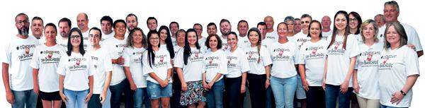 Os novos integrantes do Sistema Diretivo do Sindicato de Londrina tomaram posse dia 2/05