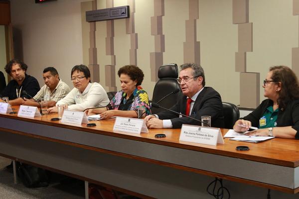 Debatedores destacaram o papel dos bancos públicos no desenvolvimento do País
