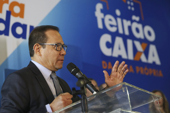Nelson de Souza é o novo presidente da Caixa