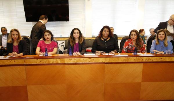 Dos 33 integrantes do Comando Nacional dos Bancários, nove são mulheres, todas presidentas em suas entidades