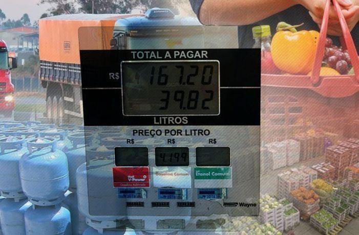 Dieese aponta política de preços da Petrobras como entreve para equilibrar as contas da União