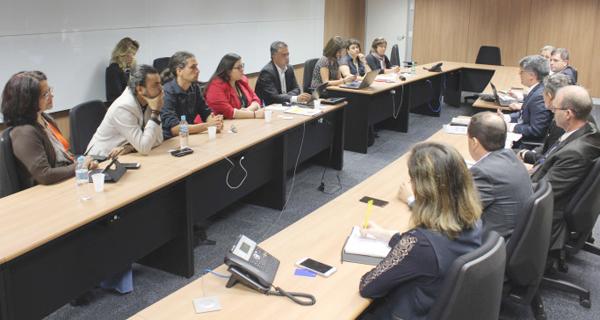 Comissão de Empresa apresentou durante a reunião nova proposta para a Cassi - Foto: Guina Ferraz/Contraf-CUT