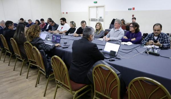 A CEE reafirmou a defesa dos direitos e manutenção das conquistas históricas dos empregados - Foto: Jailton Garcia/ Contraf-CUT