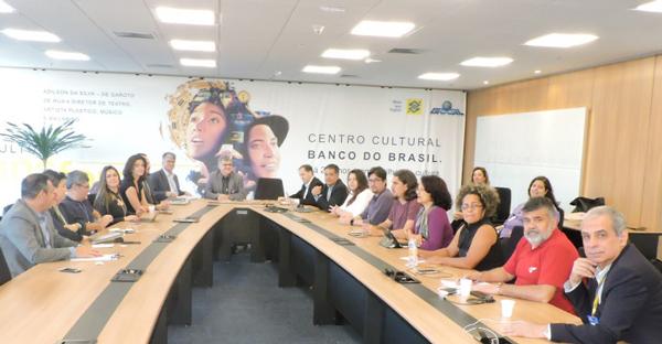 BB se recusou a debater reivindicações referentes à Cassi na mesa da Campanha 2018 - Foto: Paulo Flores / Contraf-CUT