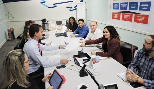Reunião com o banco foram discutidas diversas demandas dos funcionários do Bradesco