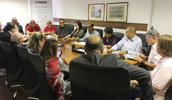 Comissão Nacional dos Financiários conseguiu assegurar a manutenção dos direitos atuais da categoria - Foto: Contraf-CUT