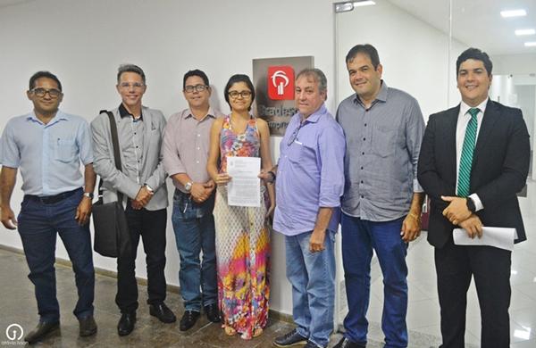 Apohena Araújo Lopes, foi reintegrada ao trabalho no Bradesco, em João Pessoa, na última segunda-feira (7/05)
