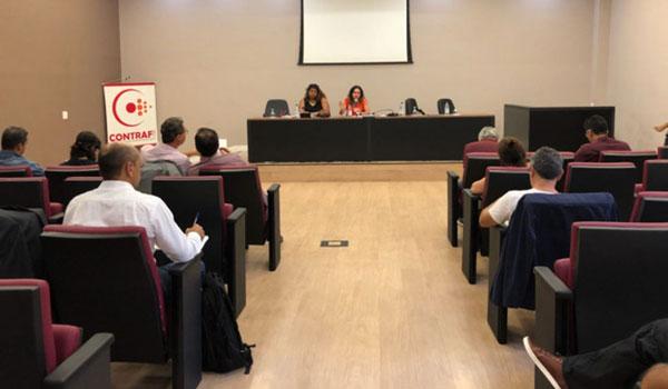 O principal ponto da reunião foi a organização da categoria para defender as atuais conquistas