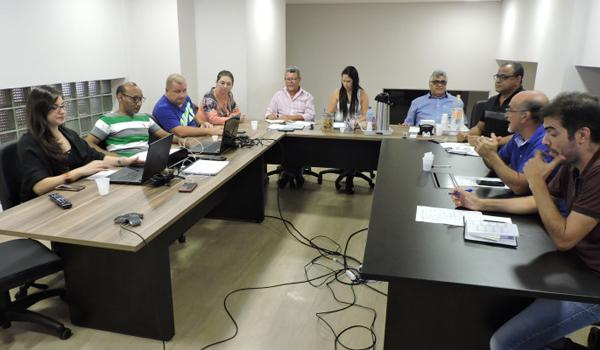 A reunião em São Paulo definiu o modelo da Conferência Nacional dos financiários para este ano