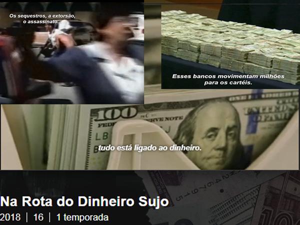 """Série """"O Banco dos Cartéis"""" aborda as operações realizadas pelo HSBC"""
