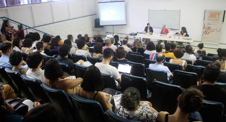 O 16º Encontro Nacional da ABET reuniu pesquisadores de todo o País - Foto: Bárbara Lima/ABET