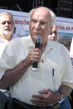 Seo Acyr prestigiou a comemoração dos 50 anos do Sindicato de Apucarana,realizada em 2008
