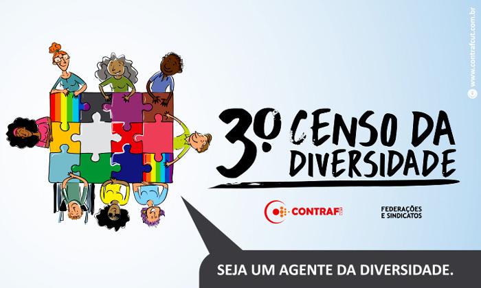Caixa não libera acesso dos empregados ao 3º Censo da Diversidade
