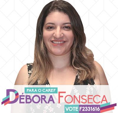 Débora Fonseca concorre com a matrícula F2331616