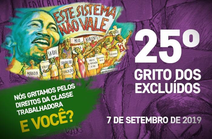 Direitos e soberania são temas dos protestos no feriado de 7 de Setembro