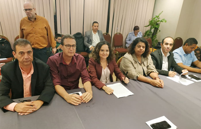 O Comando Nacional conseguiu suspender a MP 905 sobre a CCT da categoria, mas os bancos estão fazendo retaliações contra 32 Sindicatos - Foto: Jailton Garcia/Contraf-CUT