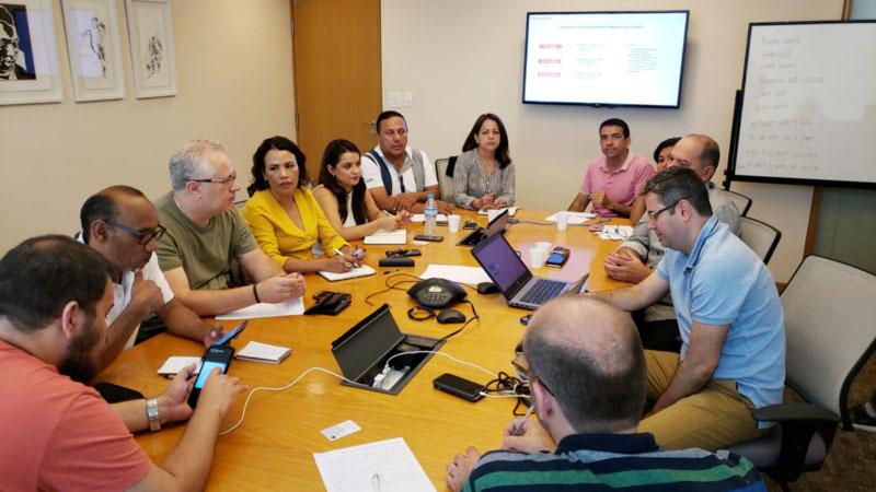 Representantes dos bancários no GT de Saúde conquistam avanços