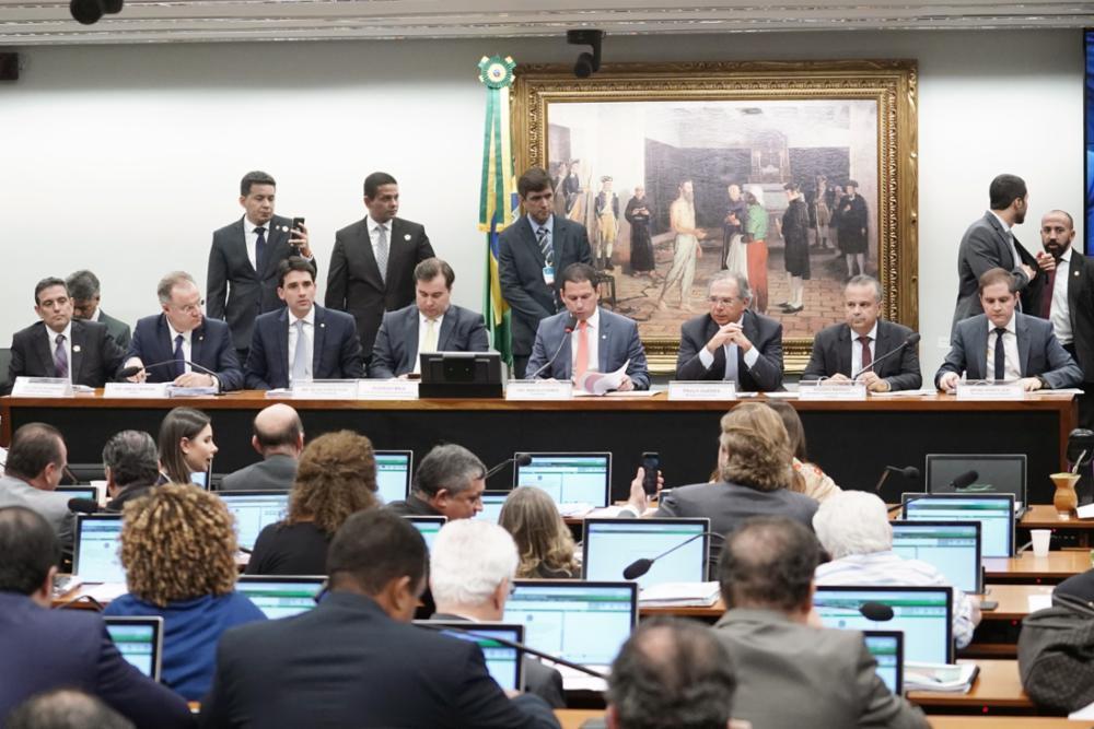 A Comissão Mista que analisa a proposta de reforma da Previdência vai realizar 10 Audiências Públicas para aprofundar o tema - Foto: Pablo Valadares/Agência Câmara